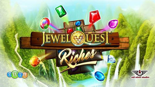 Award winning Jewel Quest arrives on Quickfire