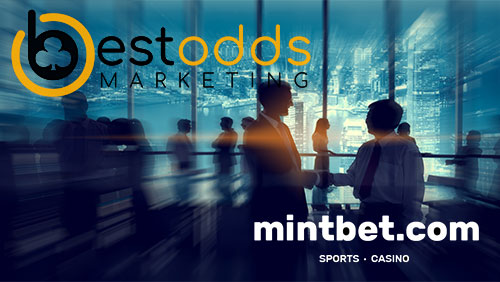 Best Odds Marketing partners with MintBet