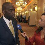 Terry Johnson tells casinos avoid marijuana business
