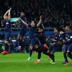 Champions League review: PSG join favourites after Belgian victory