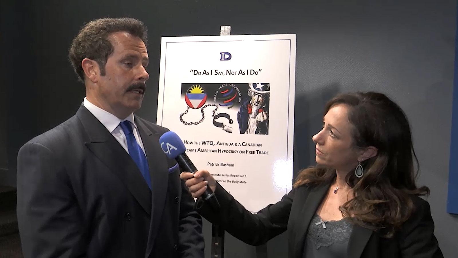 Dr. Patrick Basham: Who are the next Antiguas?