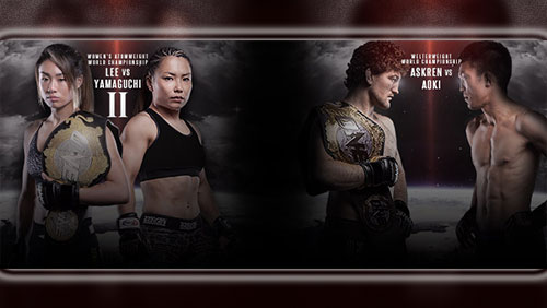 FULL BOUT CARD ANNOUNCED FOR ONE: IMMORTAL PURSUIT IN SINGAPORE