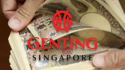 Genting Singapore raised $175M Samurai bonds