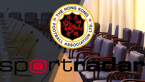 HONG KONG FOOTBALL ASSOCIATION HOSTS SPORTRADAR NATIONAL INTEGRITY TOUR