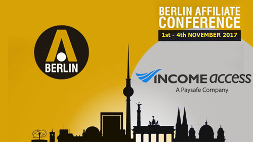 Income Access to exhibit at 2017 Berlin Affiliate Conference