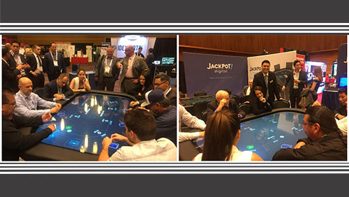 Jackpot launches Jackpot Blitz at 2017 Canadian Gaming Summit
