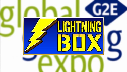 Lightning Box to showcase four favourites at G2E Vegas