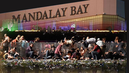Mandalay Bay death toll rises to 59; Trump calls it an 'act of pure evil.'