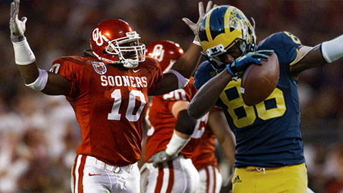 Oklahoma, Michigan look to bounce back from losses as solid favorites