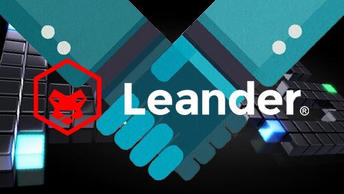 Pocket Games Soft integrates with Leander