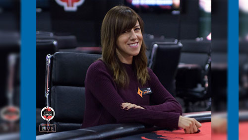 Poker routines episode #18: Kristen Bicknell
