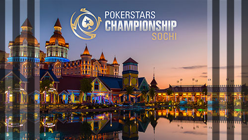 POKERSTARS CHAMPIONSHIP TO RETURN TO SOCHI IN 2018
