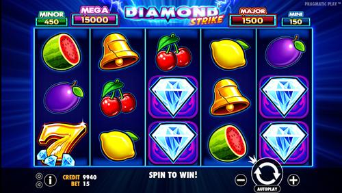 Pragmatic Play unveils Diamond Strike