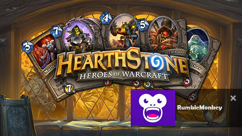 RumbleMonkey allows Hearthstone gambling; Loot Box discussion in UK parliament