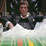 Gambler snorts cocaine at Sands Bethlehem baccarat table