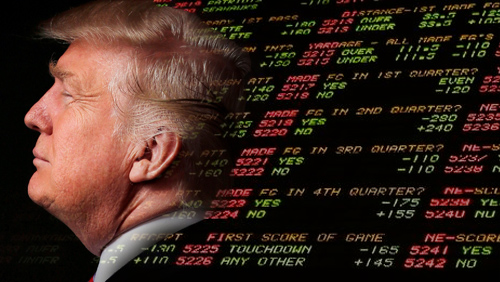 Trump administration backs sports betting ban