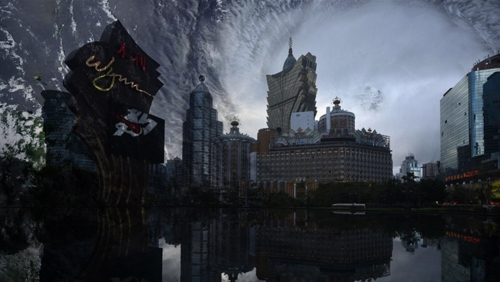 Typhoon-stricken Macau notches surprising September casino GGR