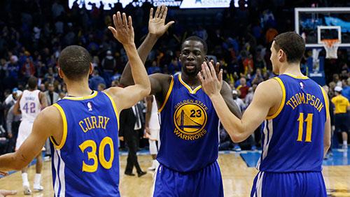 Warriors Set to Enter Season as Clear NBA Championship Favorites
