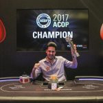 Adrian Mateos shines during record-breaking 2017 ACOP in Macau