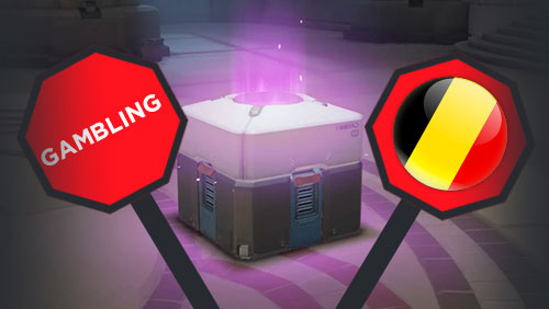 Belgium Minister of Justice: Loot boxes are Gambling
