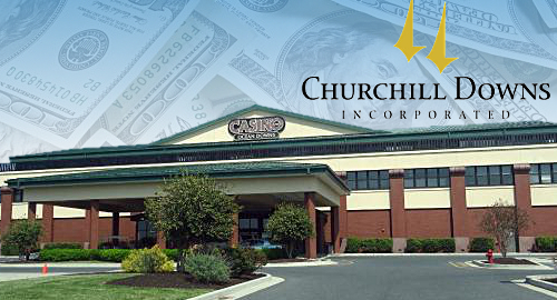 Churchill Downs' land-based casinos outshine social casinos