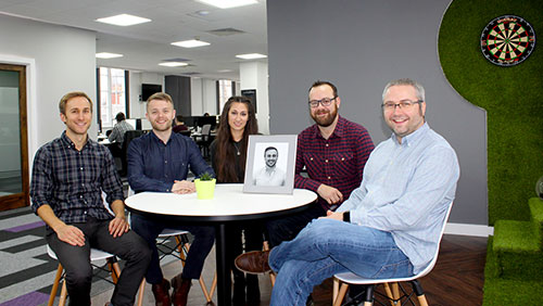 Degree 53 celebrates growth in a new office in Steam Packet House