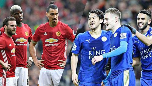 EPL Review Week 14: United beat Watford; Leicester beat struggling Spurs