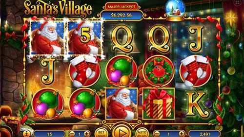 Habanero brings the festive cheer with Santa's Village