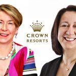 Halton, Korsanos join Crown Resorts board
