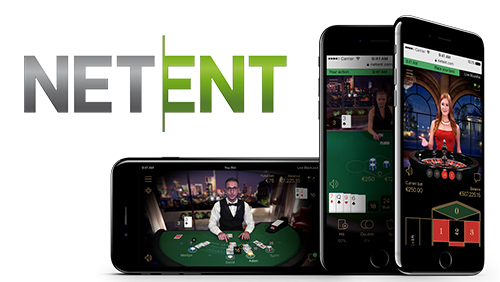 NetEnt gives players chance to get closer to the action with its latest live casino game – Mobile Standard Blackjack