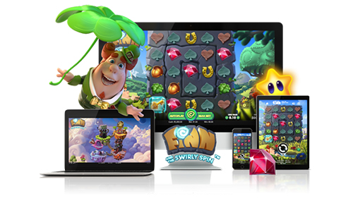 NetEnt launches Finn and the Swirly Spin slot, featuring first-of-its-kind spiral spin mechanic inspired by social gaming