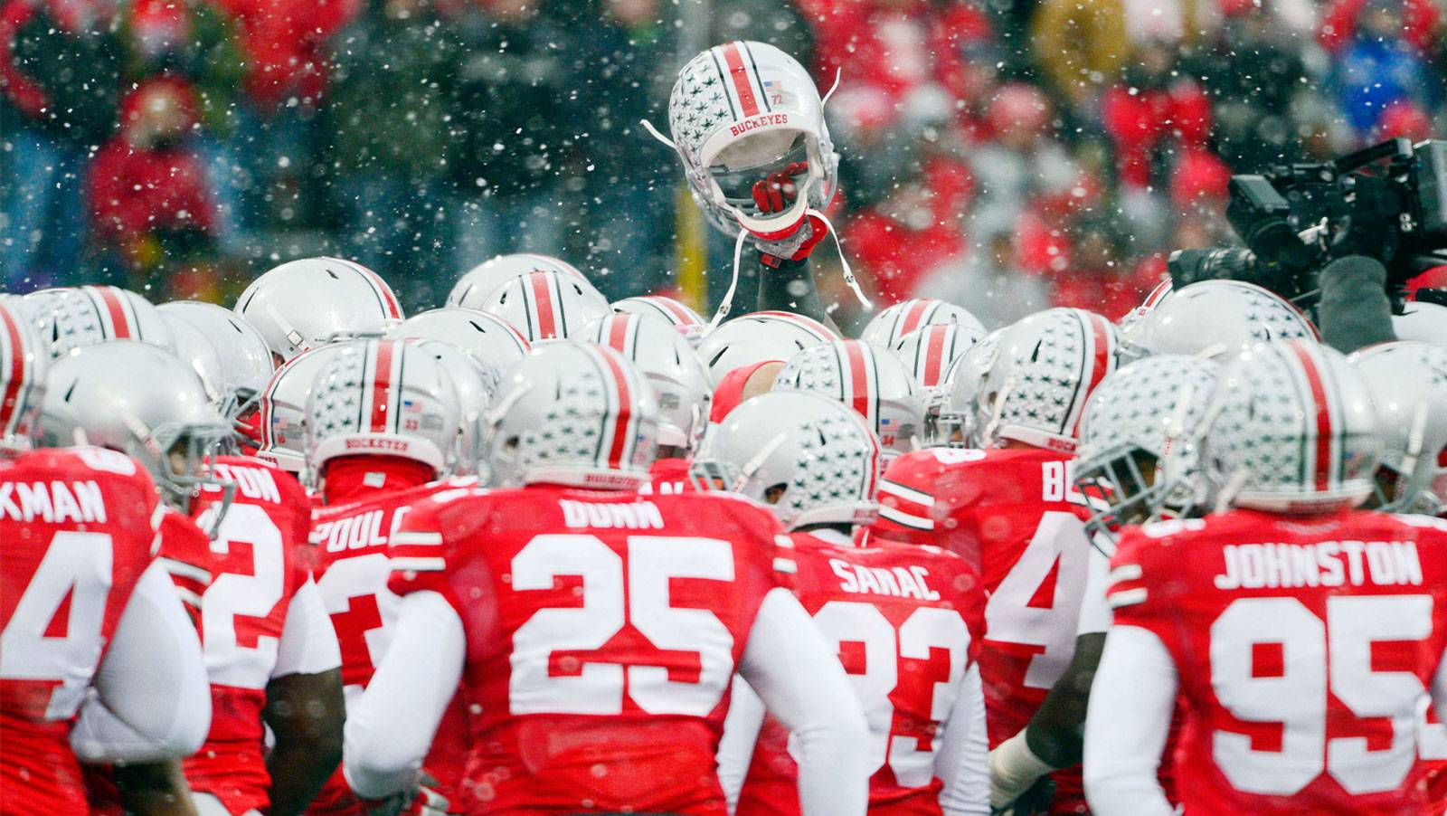 Ohio State Hoping to Avoid Letdown as Double-Digit Favorite at Iowa