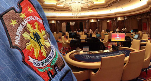 Philippines to put cops in casinos to watch cops in casinos