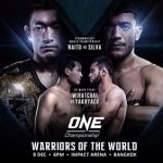 Yoshitaka Naito to defend one strawweight world championship against Alex Silva at ONE: Warriors of the World