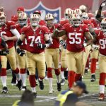 49ers among early line movers on NFL week 17 odds board