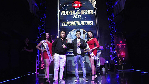 APT 2017 season ends! Hung Sheng Lin, Michael Soyza, and Kai Paulsen win APT POS titles