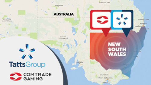 Comtrade Gaming Celebrates G2S Milestone with Tatts Group in New South Wales
