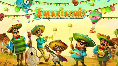 Habanero goes loco with 5 Mariachis