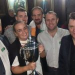 Ireland wins the IFMP Nations Cup; Andy Black is player of the tournament