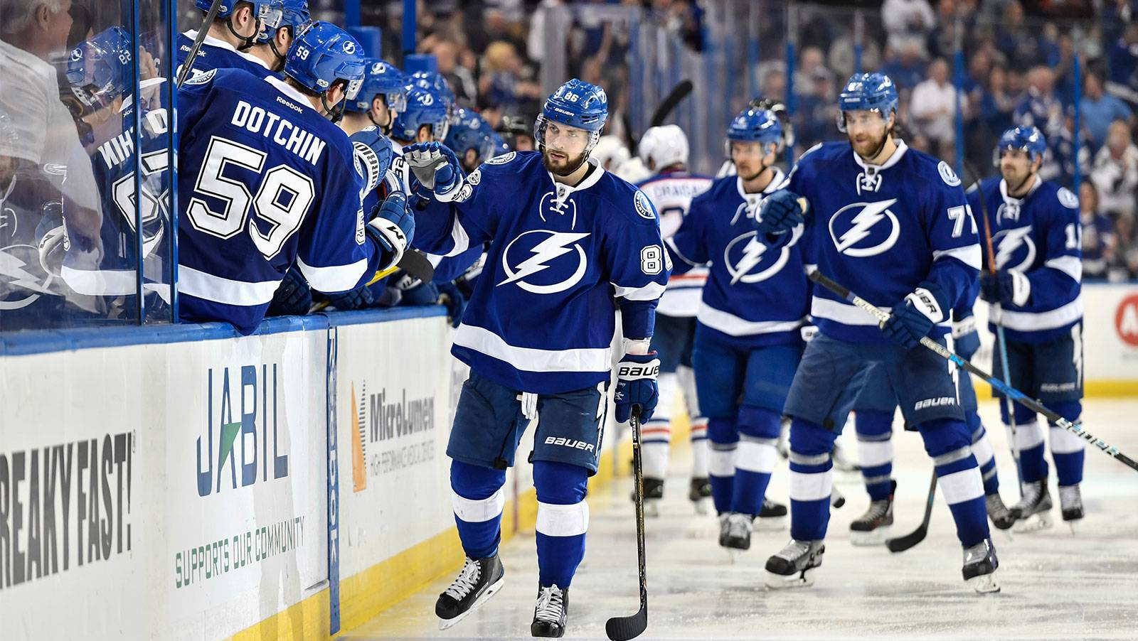 Lightning look like team to beat for Stanley Cup according to oddsmakers