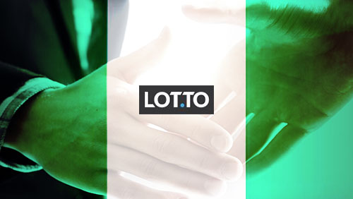LOT.TO extends its partnership with the Nigerian Lottery