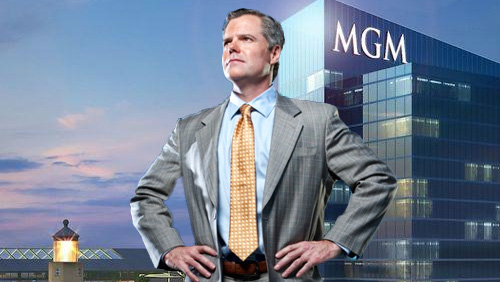 MGM CEO woos Connecticut to end gaming monopoly