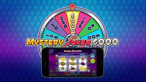 Play'n GO evolves the fruit slot with Mystery Joker 6000