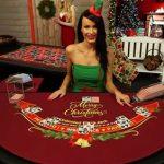 Playtech presents Christmas live casino