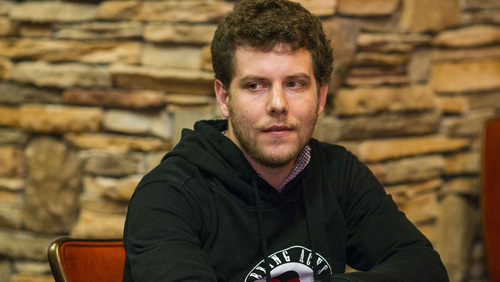 Poker routines episode #22: Ari Engel