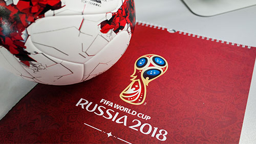 Preparing for glory at the 2018 World Cup
