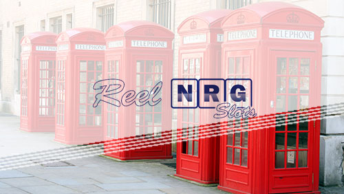ReelNRG awarded UK licence by the UK Gambling Commission