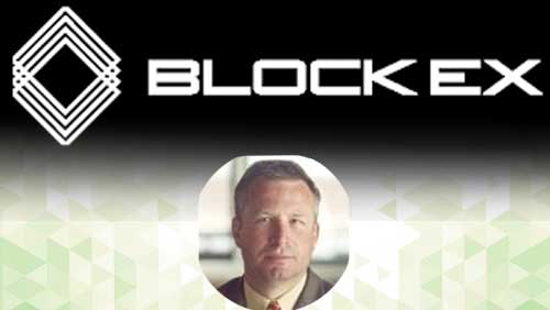 Seasoned FinTech executive Ronald Martin joins BlockEx as COO