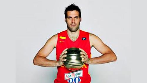 Spanish Basketball Star Fernando San Emeterio Joins Globatalent