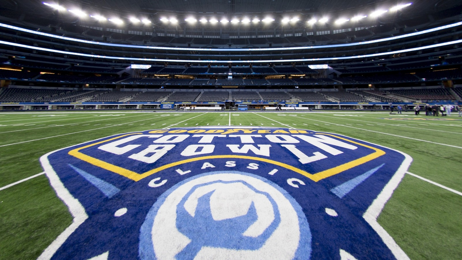 New year's six bowl odds: Cotton bowl kicks off weekend action